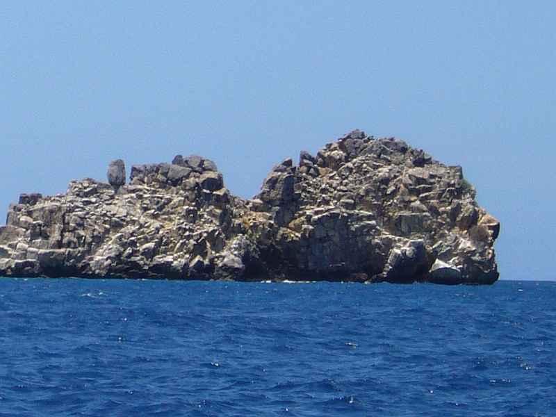 Caravel Rock